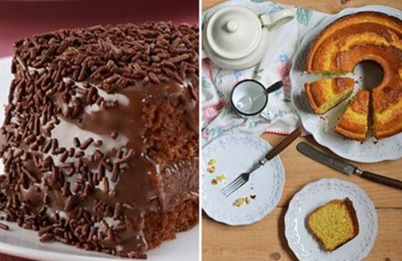 21 receitas de bolo tão maravilhosas que vão dar um novo sentido para sua vida