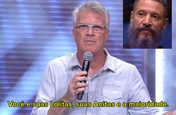 A Globo sempre faz vista grossa para o que acontece dentro do BBB