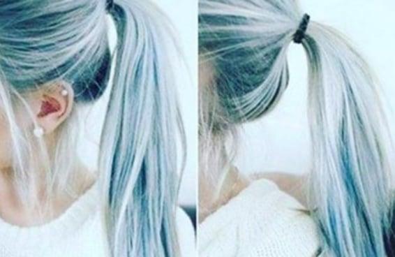Conheça a tendência de cabelo cor de jeans