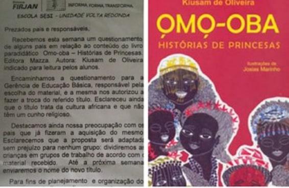 Pais questionam Sesi por adotar livro de histórias africanas e geram debate sobre racismo