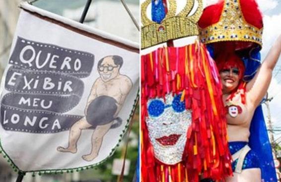 Escolha seus trocadilhos preferidos e mostramos o bloco de carnaval ideal para você