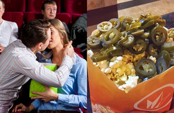 Seus hábitos no cinema são normais?