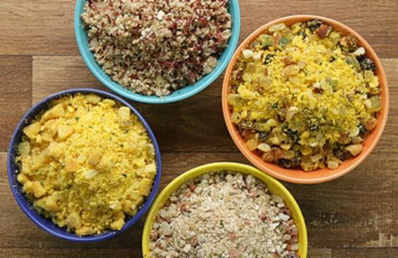 Estas 4 receitas provam que a farofa é a melhor invenção brasileira