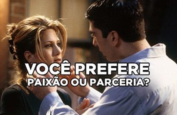 """Julgue o comportamento dos personagens de """"Friends"""" e diremos o que você procura em um relacionamento"""