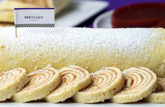 Essa receita de bolo de rolo é uma das delícias do Recife