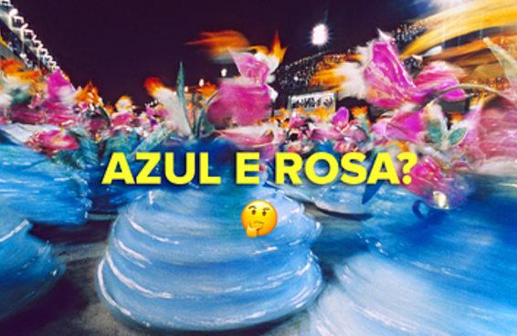Você consegue se lembrar quais são as cores oficiais destas escolas de samba?