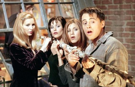 """Qual apartamento de """"Friends"""" você é?"""