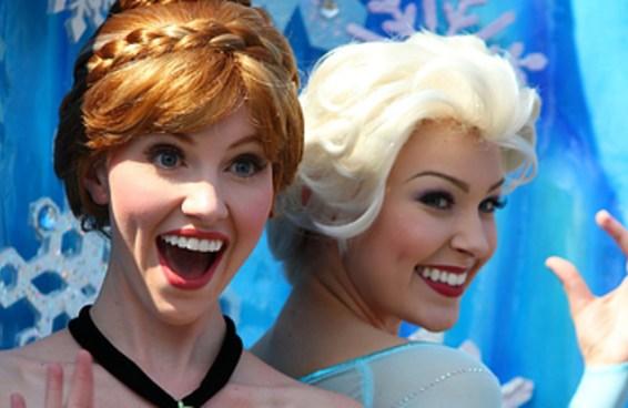 Como é ser uma princesa da Disney na vida real