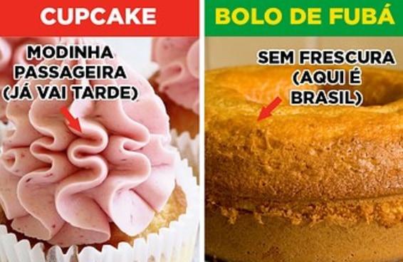 10 imagens que provam que os doces brasileiros humilham os doces gringos