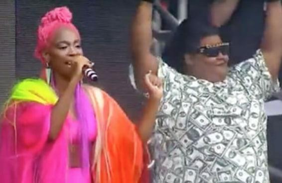 Karol Conka e MC Carol arrasaram no Lollapalooza e não há mais nada a dizer sobre isso
