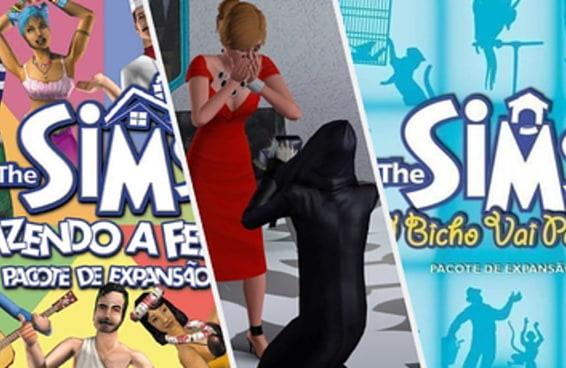 Que pacote de expansão do The Sims 1 é você?