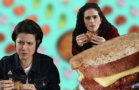 #TastyTesta - Pessoas provam comidas veganas sem saber