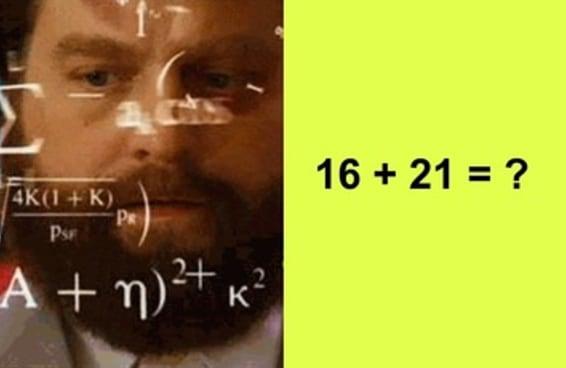 Se você conseguir fazer 7 destes 9 problemas matemáticos de cabeça, ficaremos impressionados!