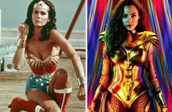 A surpreendente evolução da Mulher-Maravilha nos últimos 70 anos