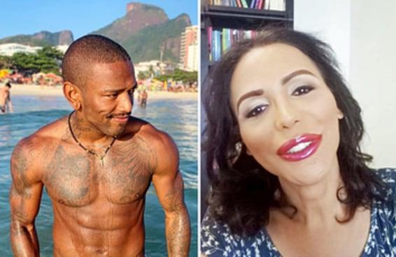 """A """"brincadeira"""" do Nego do Borel com Luisa Marilac mostra como a transfobia funciona"""