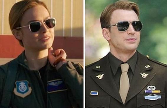 """12 detalhes que talvez você tenha perdido no novo trailer de """"Capitã Marvel"""""""