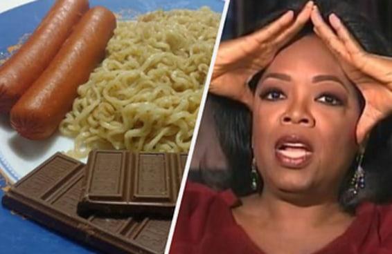Quais comidas você não mistura no mesmo prato de jeito nenhum?