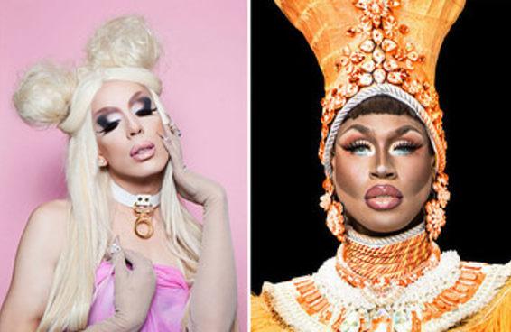 """Qual queen de """"RuPaul's Drag Race"""" é a sua drag mother?"""
