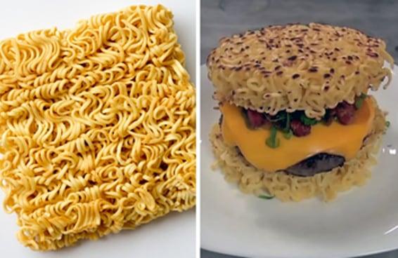 Opine sobre estas comidas e incrementaremos seu miojo