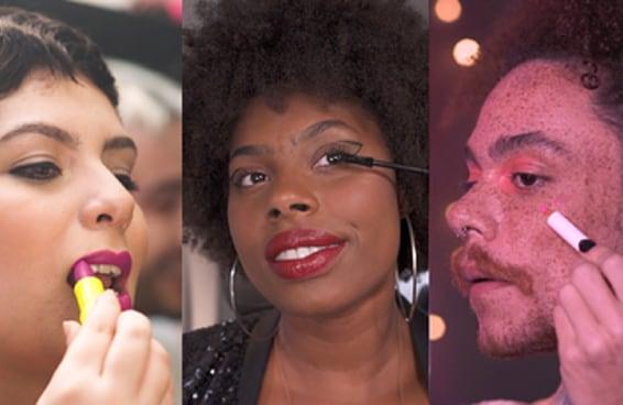 Três dicas de como se maquiar no perrengue