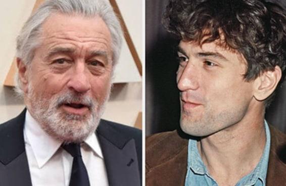 """31 fotos de """"antes e depois"""" de atores famosos"""
