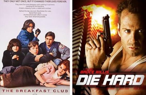 Qual filme dos anos 80 você deveria ver neste fim de semana?