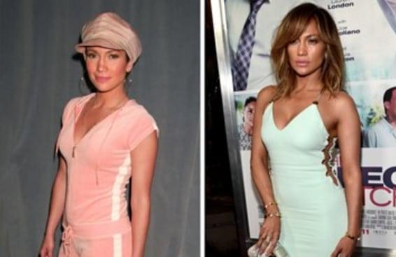 Veja como suas divas do pop favoritas eram em 2001 e como elas são agora
