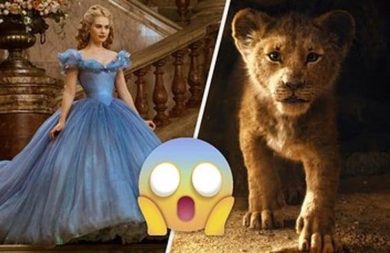 Aqui está o ranking definitivo dos filmes live-action da Disney do pior ao melhor