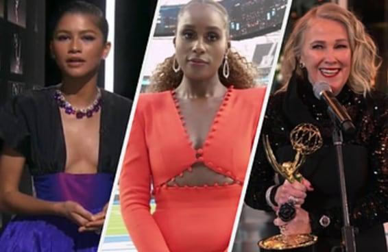 Emmy 2020: Aqui está o que todos vestiram para a premiação remota