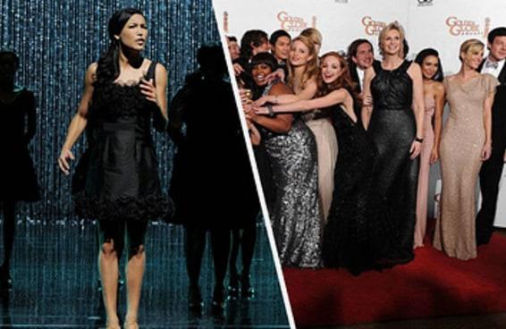 Os criadores de Glee relembraram como era trabalhar com a Naya Rivera