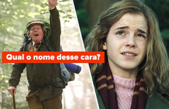 Quão bem você se lembra do quarto filme da saga Harry Potter?