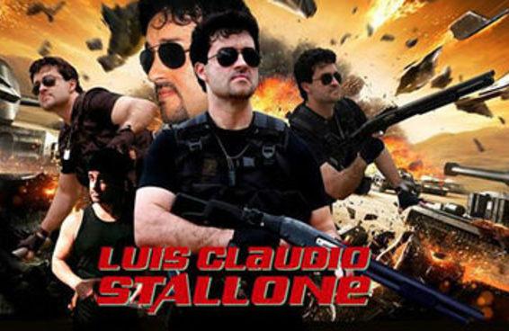 Você precisa conhecer o sósia brasileiro do Sylvester Stallone