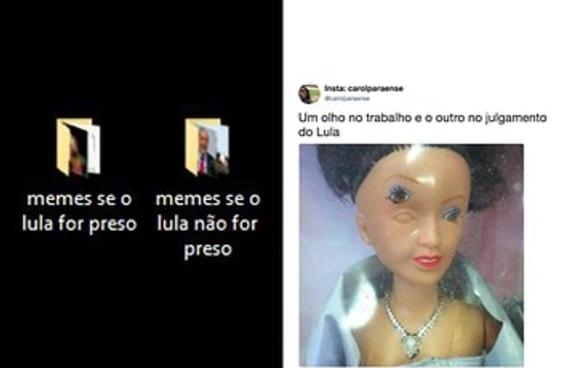 No dia do julgamento do Lula, quase todo mundo no Twitter virou advogado