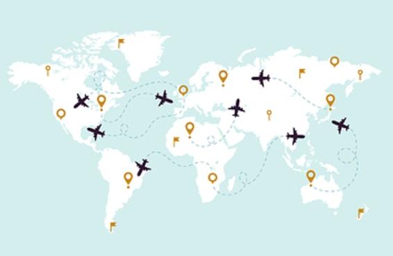 Até onde você consegue chegar neste quiz de 20 perguntas sobre geografia mundial?