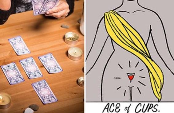 Este teste dirá qual carta de tarô representa sua menstruação