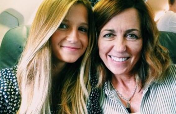 Esta mãe tentou surpreender a filha na faculdade e deu tudo hilariamente errado