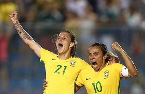 14 motivos para acreditar na medalha de ouro do futebol feminino