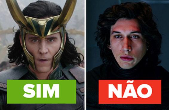 Você também tem um crush meio estranho nestes personagens da ficção?