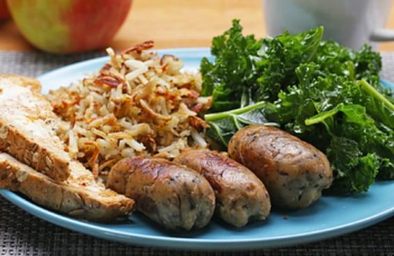Aprenda a fazer salsicha caseira sem carne