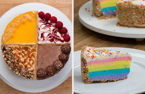 Cheesecake nunca é demais!