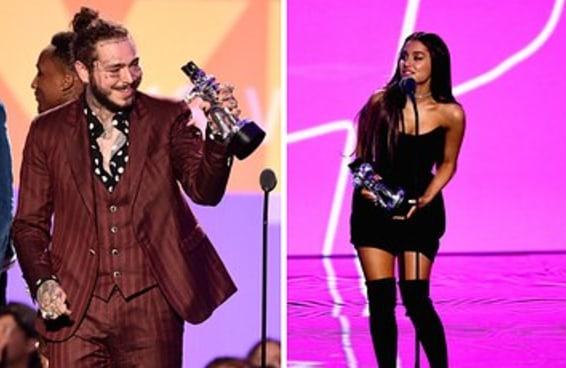 """Aqui estão todos os vencedores do """"VMA 2018"""""""