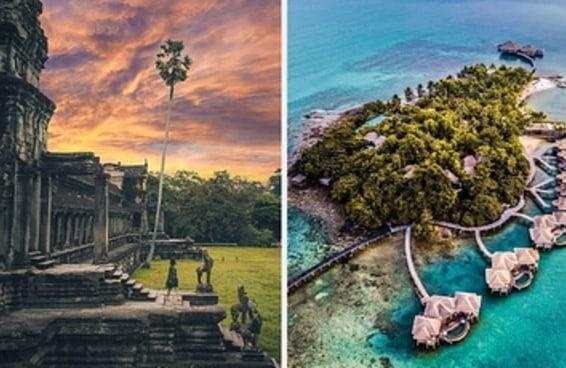 23 motivos para você visitar o Camboja o mais rápido possível