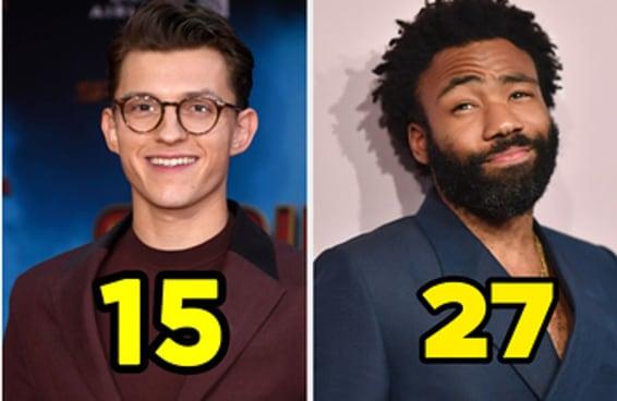 Conseguimos adivinhar sua idade com base em seu gosto para homens