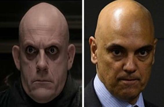 E se os políticos brasileiros fossem da Família Addams?