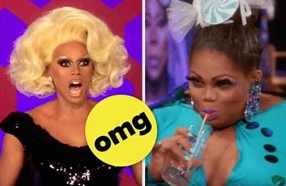 Que barraco de RuPaul's Drag Race é você?