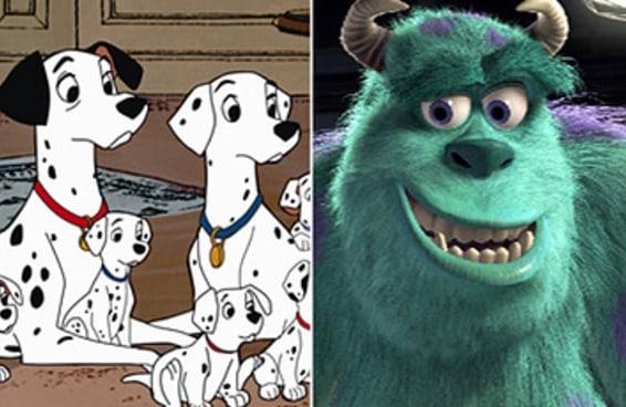 Você com certeza não vai conseguir passar neste teste de personagens da Disney