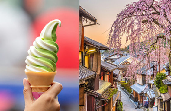 Escolha 6 comidas deliciosas e diremos um lugar da Ásia pra você visitar