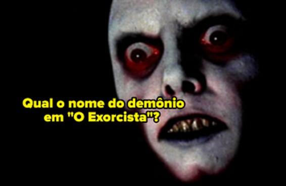 Quanto de conhecimento aleatório sobre filmes de terror você realmente tem?