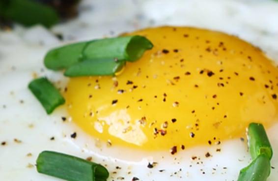 Sabemos seu tipo de inteligência baseado em como você prefere seus ovos