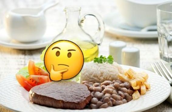 Eu vou te achar o máximo se você gabaritar este teste sobre comida de verdade